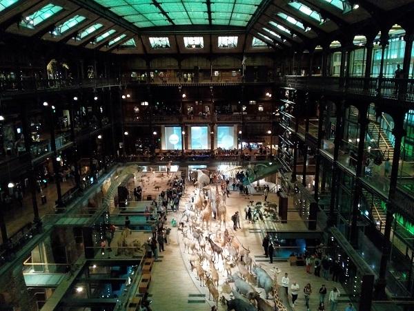 Museum d'Histoire naturelle de Paris