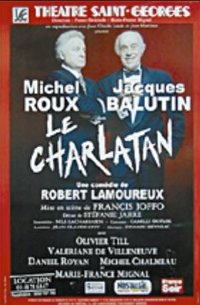 Le Charlatan au Théâtre Saint-Georges