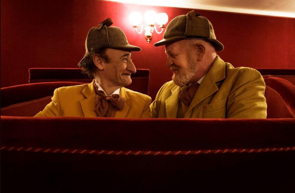 Michel Crémadès et Jean-Marie Lecoq, Les Faux British