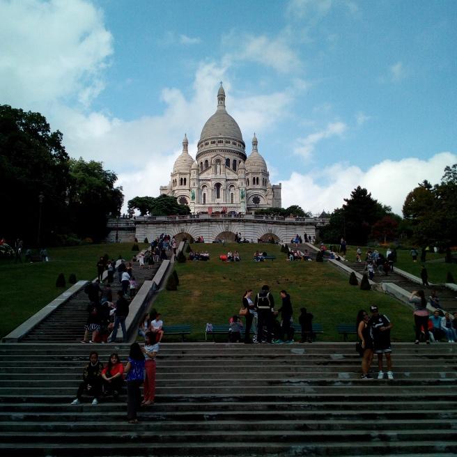 Le Sacré-Cœur Montmartre Paris