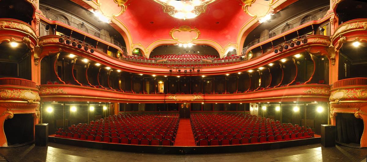 Aix-les-Bains théatre du casino Grand-Cercle