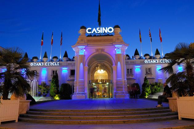 Casino Grand-Cercle Aix-les-Bains (73)
