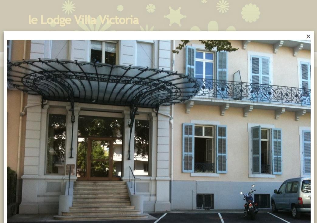 Le Lodge Villa Victoria Aix-les-Bains (73)