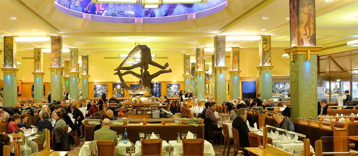 Brasserie la Coupole Paris