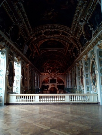 Accès à la tribune de la Chapelle, Château de Fontainebleau