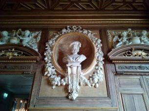 Galerie François 1er, Château de Fontainebleau