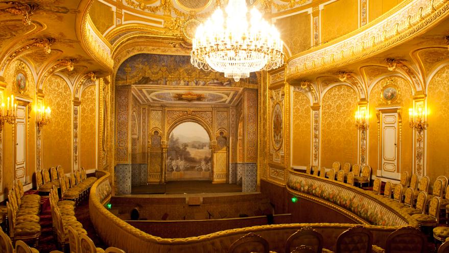 Théâtre impérial du Château de Fontainebleau