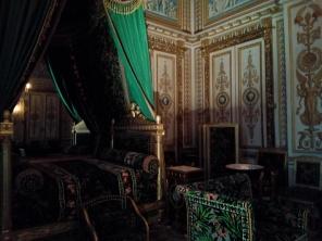 Chambre de Napoléon Ier, Château de Fontainebleau
