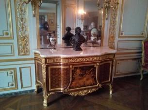 Cabinet de toilette d'Anne d'Autriche