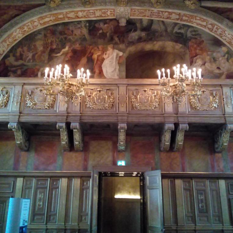 La Salle de bal, Château de Fontainebleau