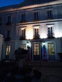 Hôtel de l'Aigle Noir, Fontainebleau