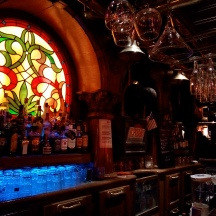 L'American Bar, rue Daunou, Paris