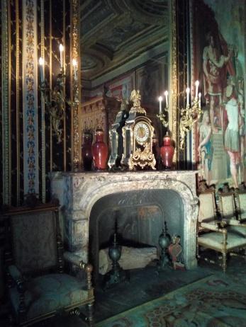 La chambre d'Anne d'Autriche