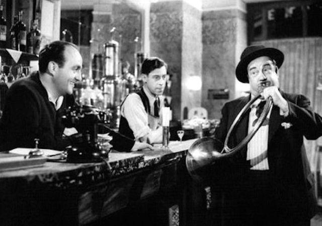 Le Café du Cadran 1946