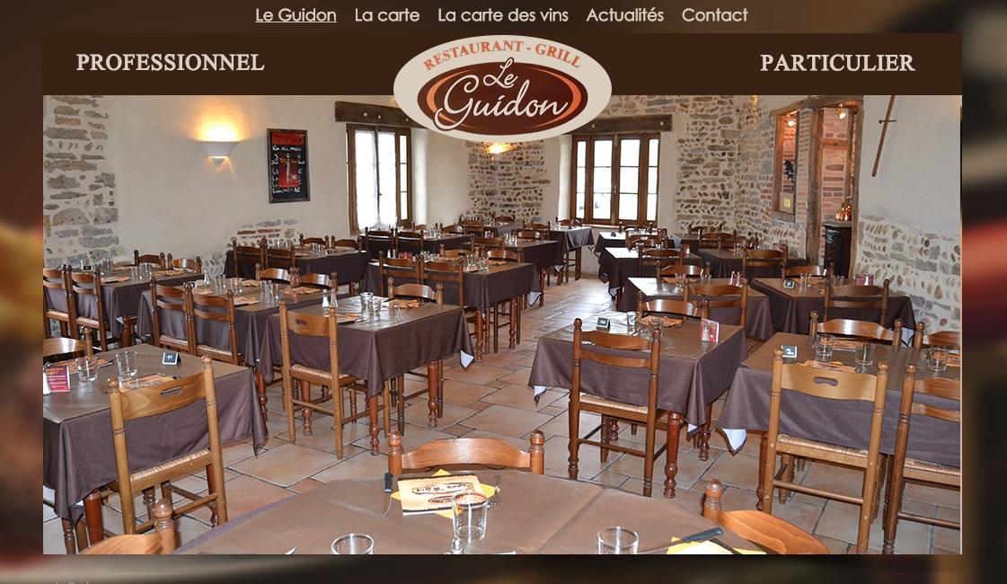 Le site internet du Guidon