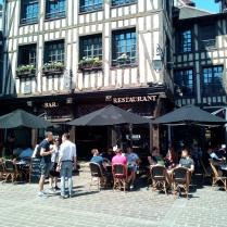 Le Tablier, restaurant, 2 rue Champaux 10000 TROYES
