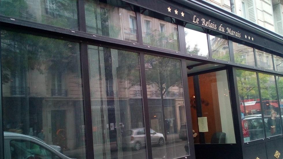 Le Relais du Marais hôtel Paris (75003)