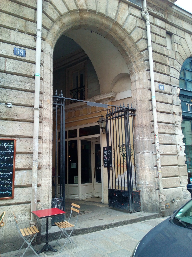 Cèpe et figue, restaurant, 75006 Paris