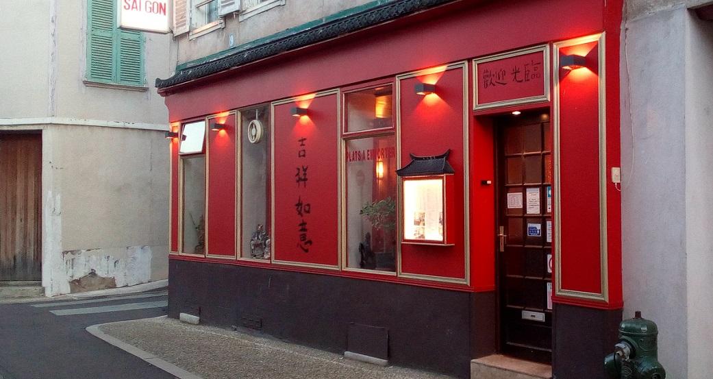 Le Saigon, restaurant, Auxerre