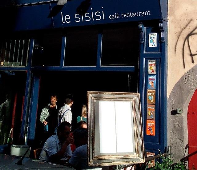 Le Sisisi à Clermont-Ferrand