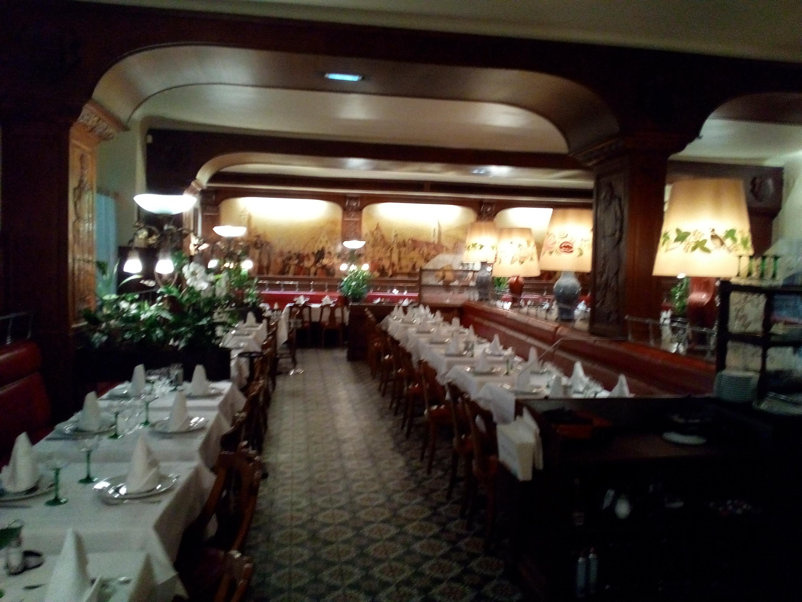 Chez Jenny, la Brasserie Alsacienne de Paris depuis 1932