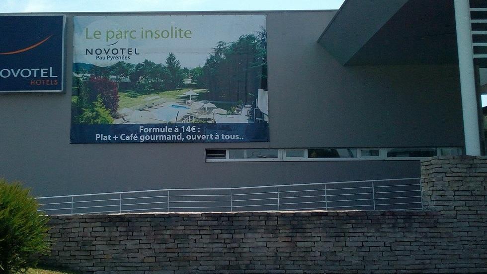 Novotel Pau Pyrénées à Lescar