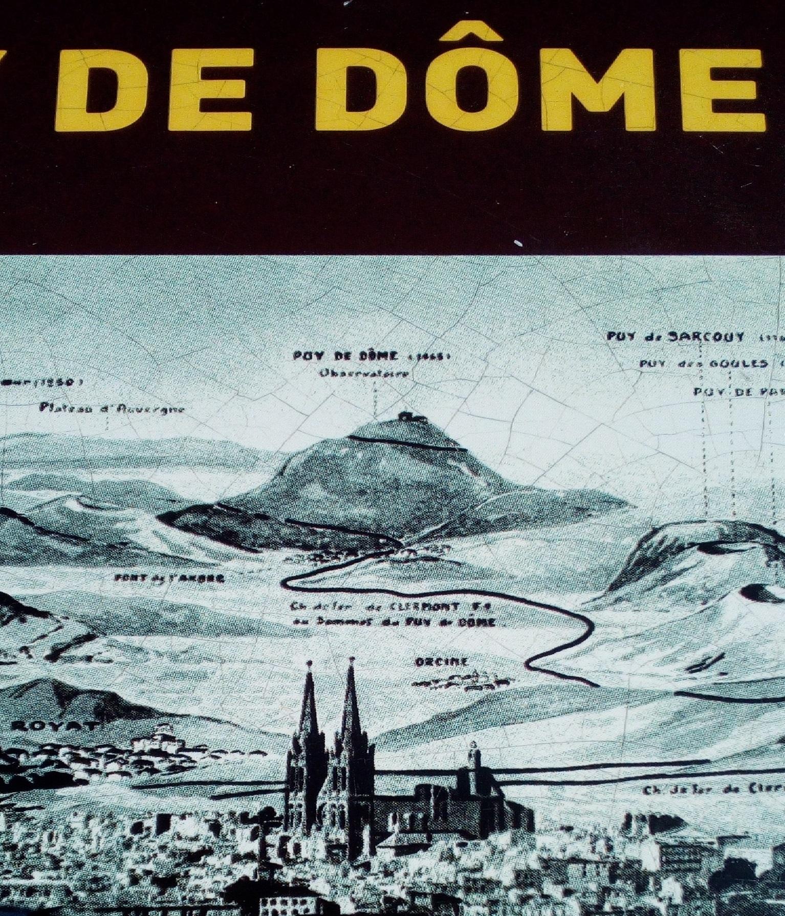 Puy de Dôme Auvergne