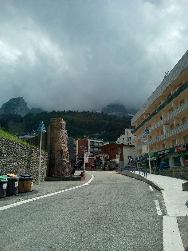 Gourette Col d'Aubisque Pyrénées