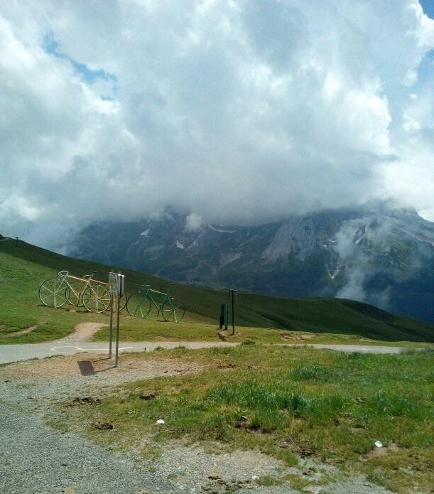 Col d'Aubisque Pyrénées