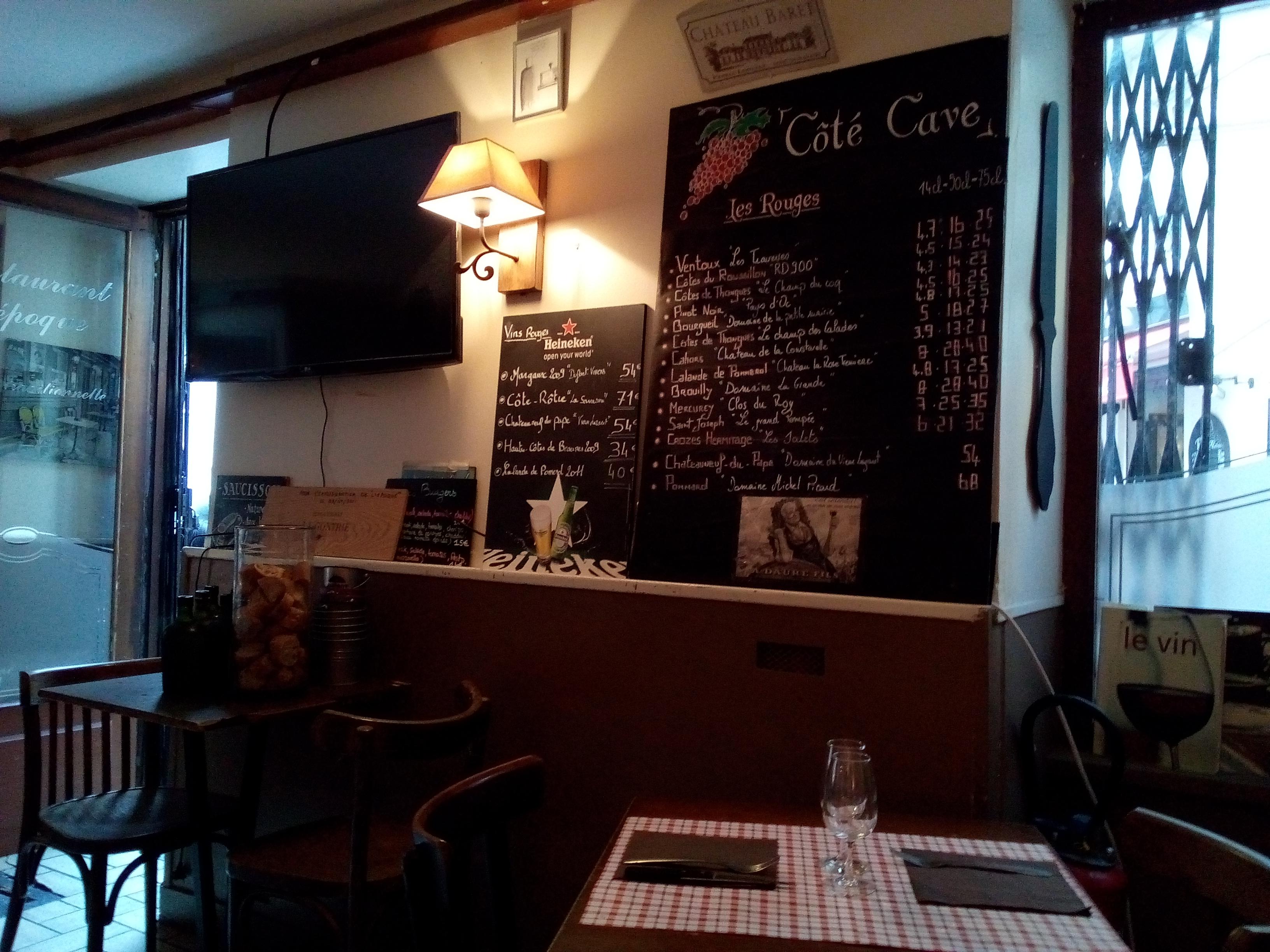 Chez Julien, l'Epoque, restaurant à Paris 75005