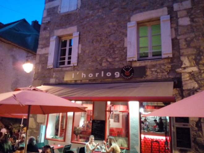 Restaurant l'Horloge Avallon