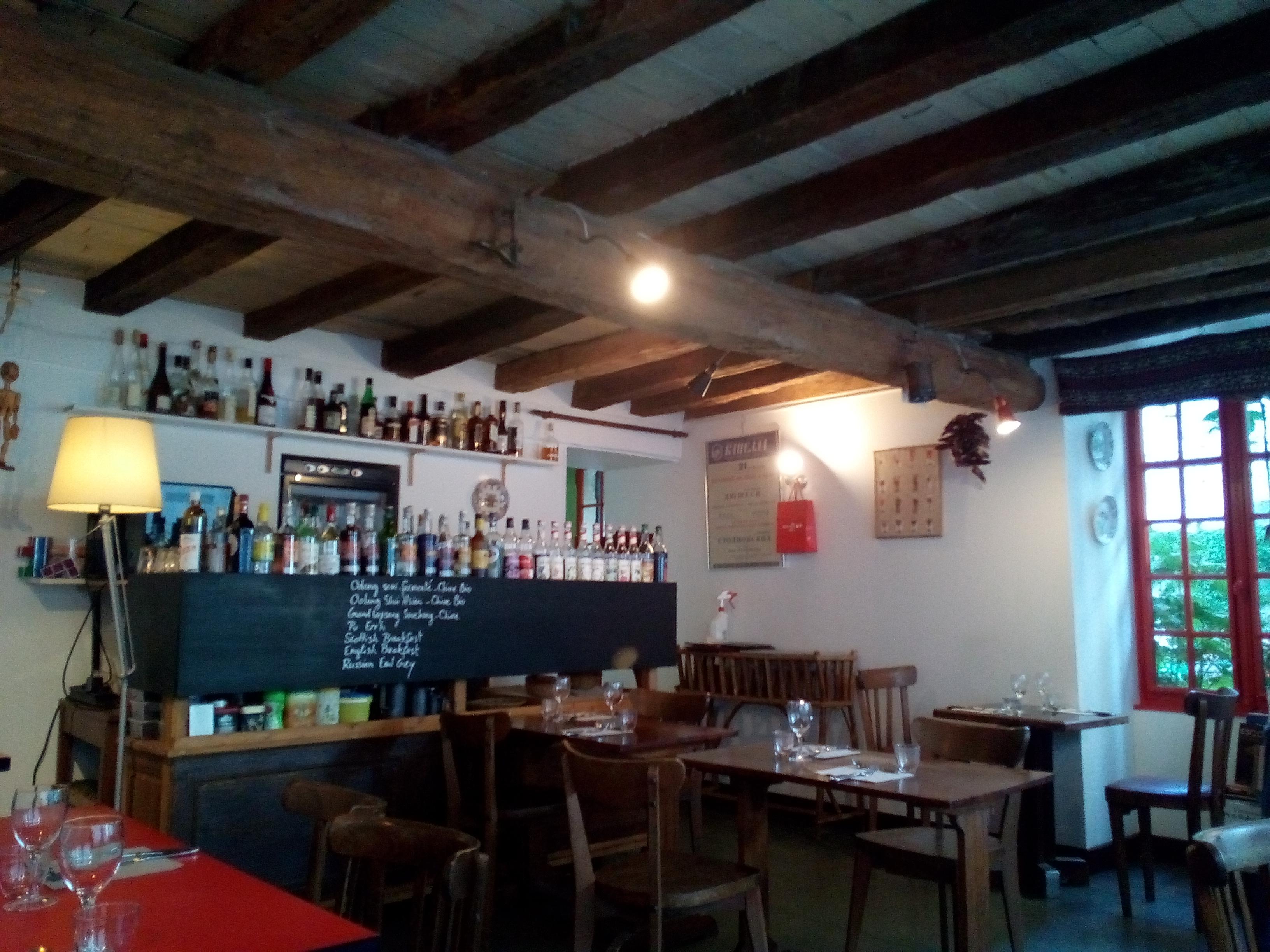 Restaurant La Vieille Tour à Noyers-sur-Serein