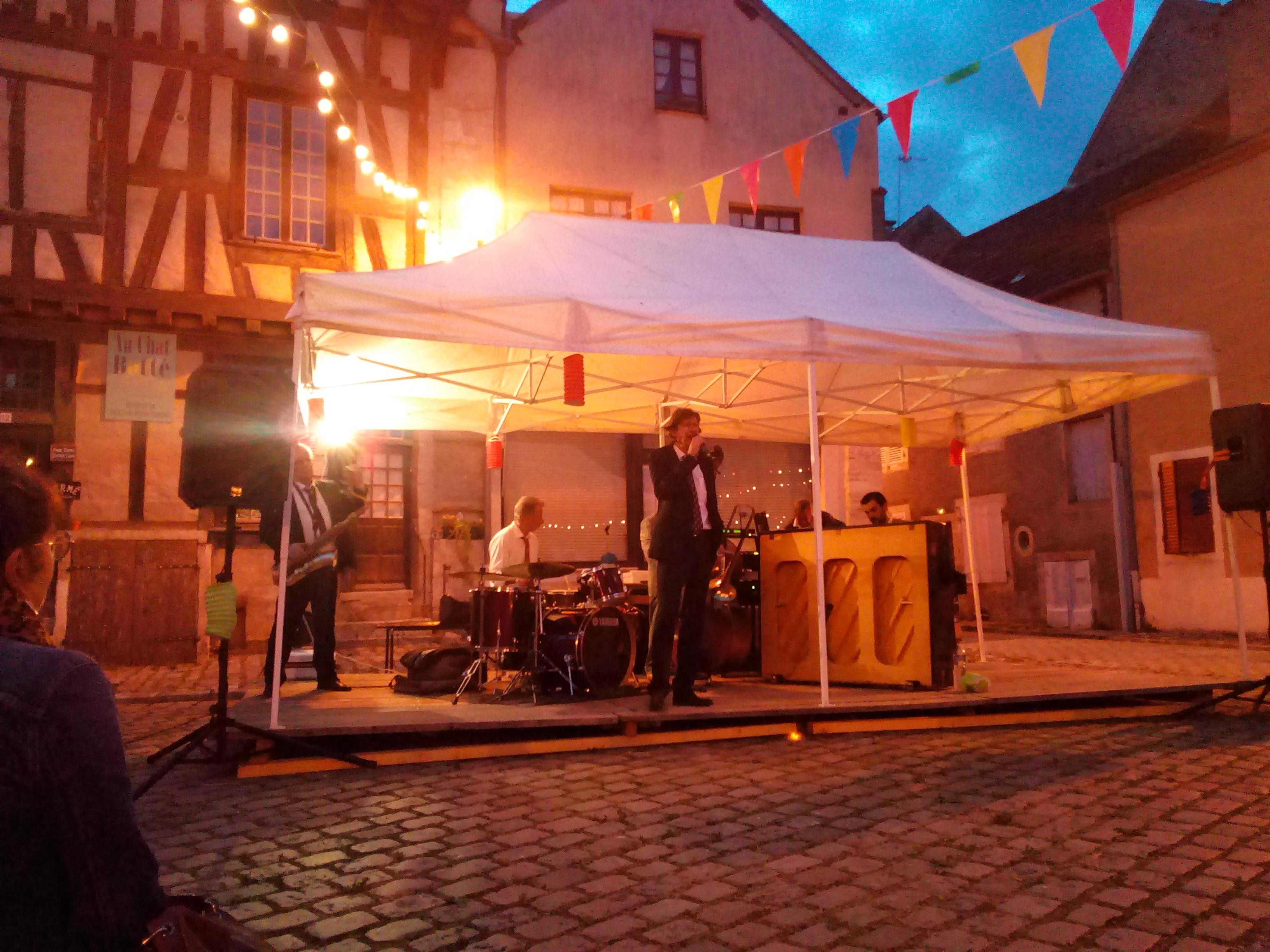 La Nuit Romantique Noyers-sur-Serein
