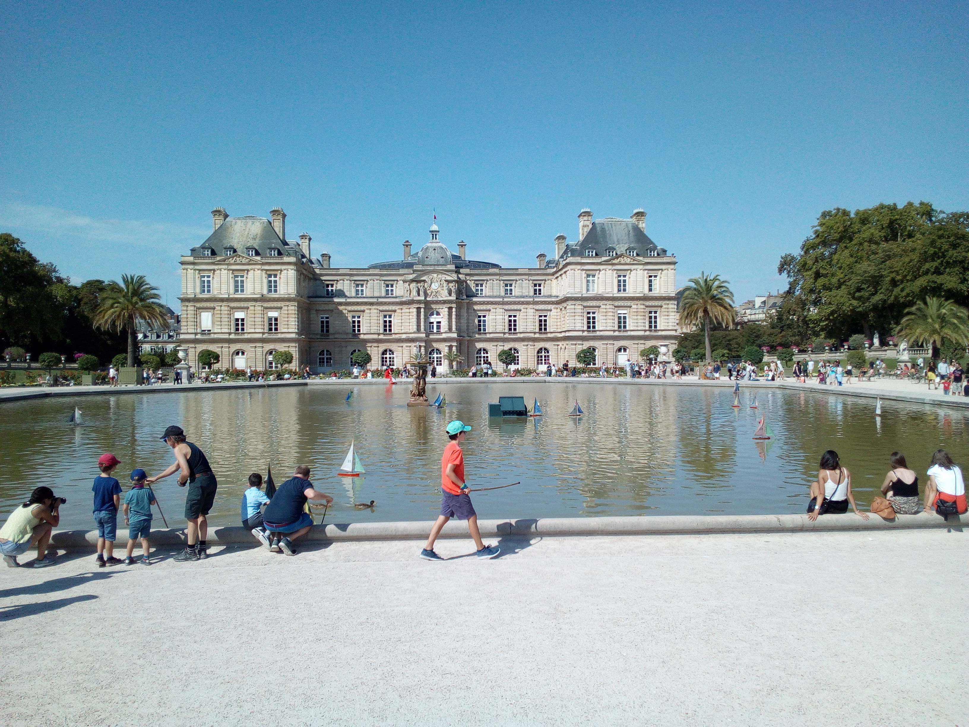 Le Grand Hôtel Saint-Michel à Paris- Sénat et Jardin du Luxembourg