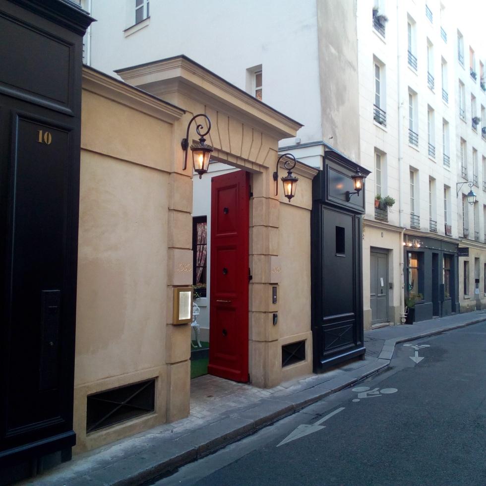 Hôtel de JoBo à Paris