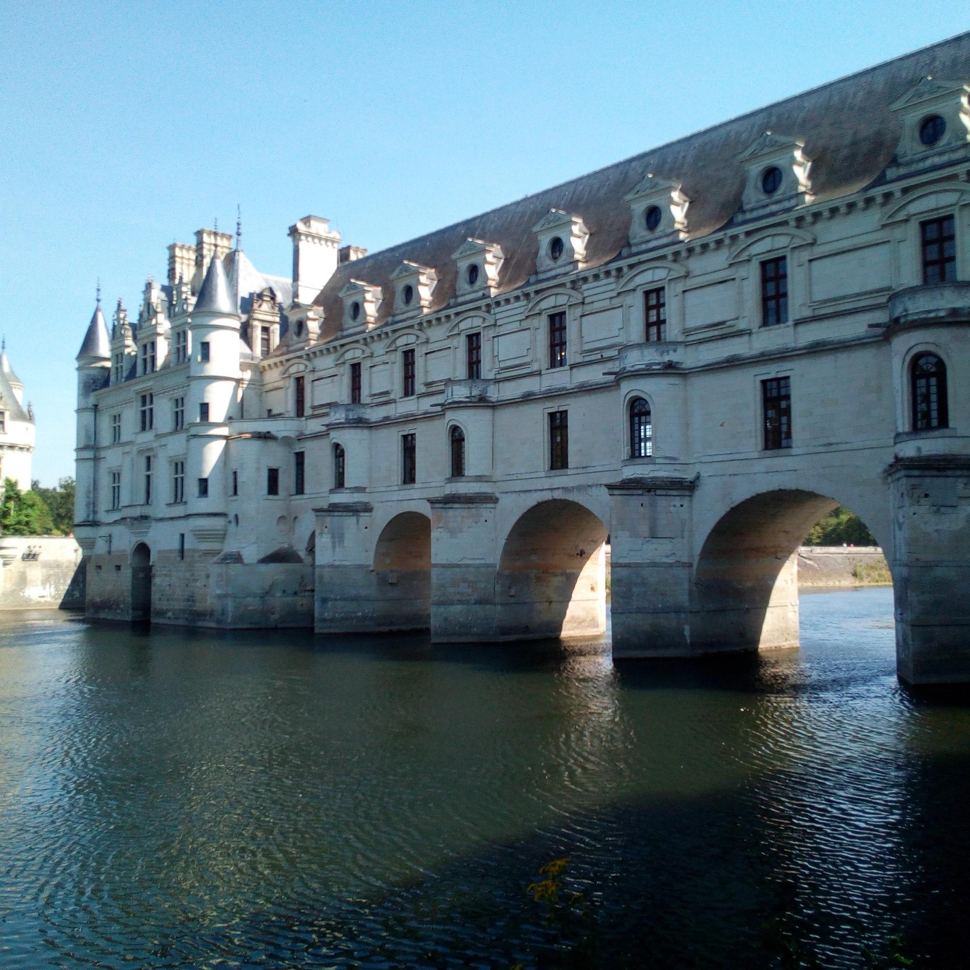 Château de Chenonceau-La Grande Galerie