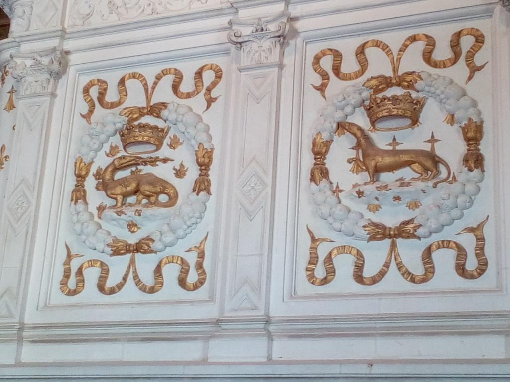Château de Chenonceau-Salon Louis XIV