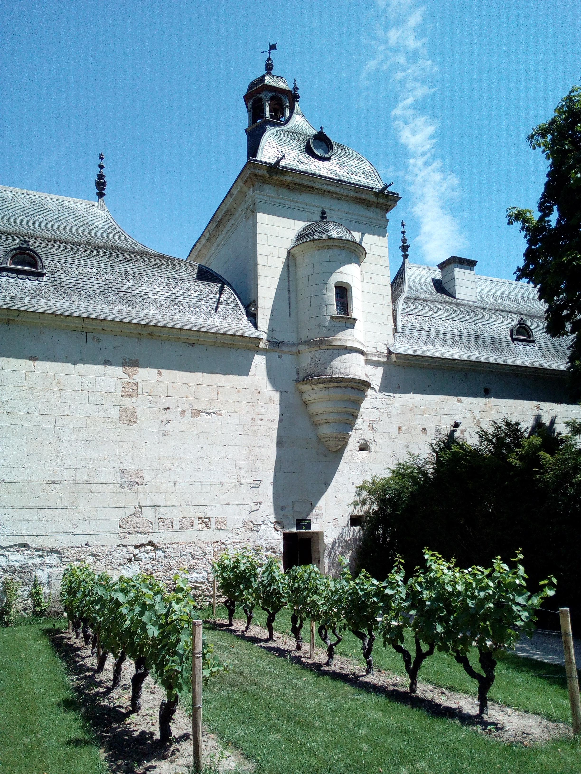 Château de Chenonceau-Le Jardin Vert