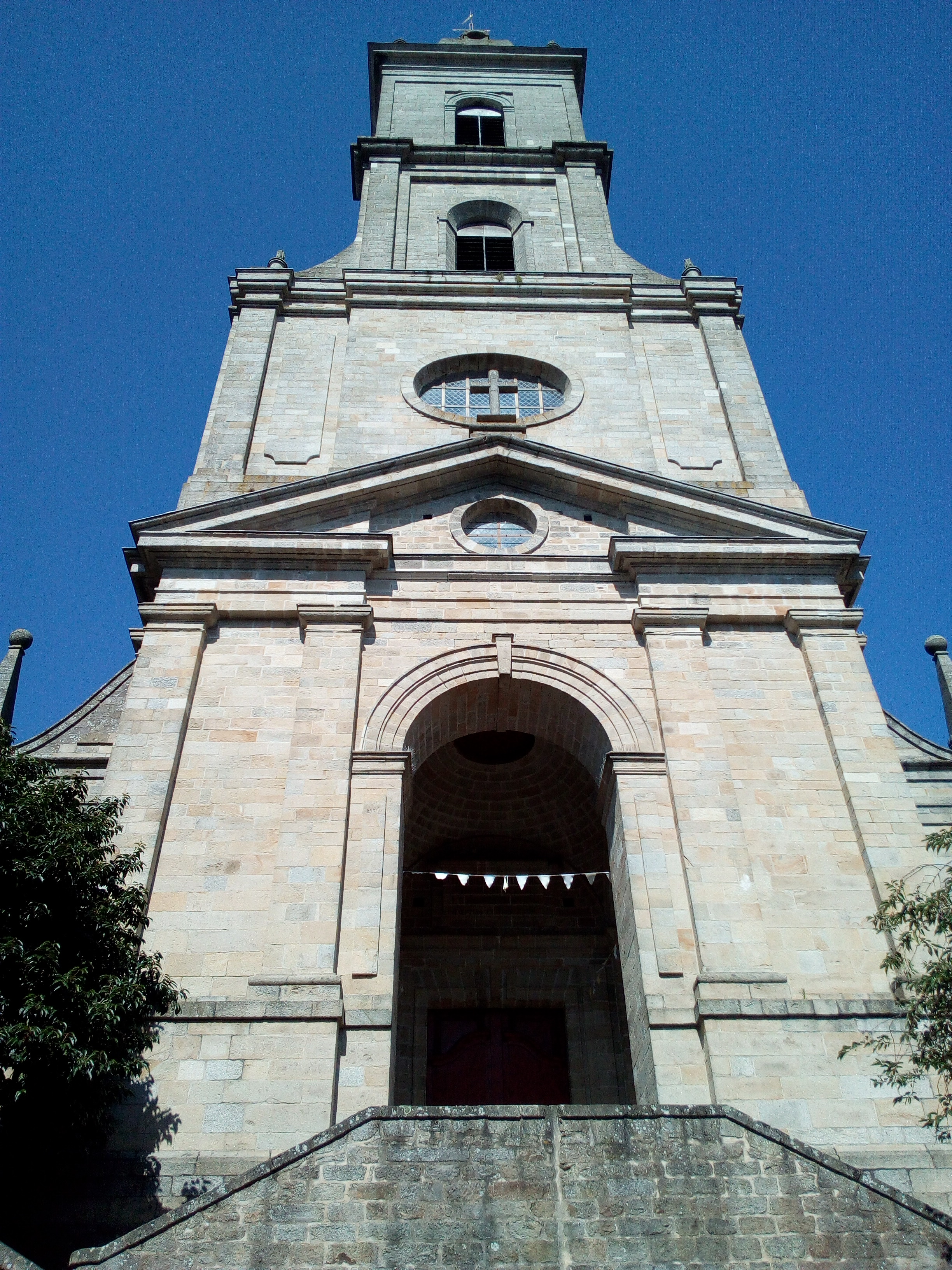 Vannes Eglise Saint Patern