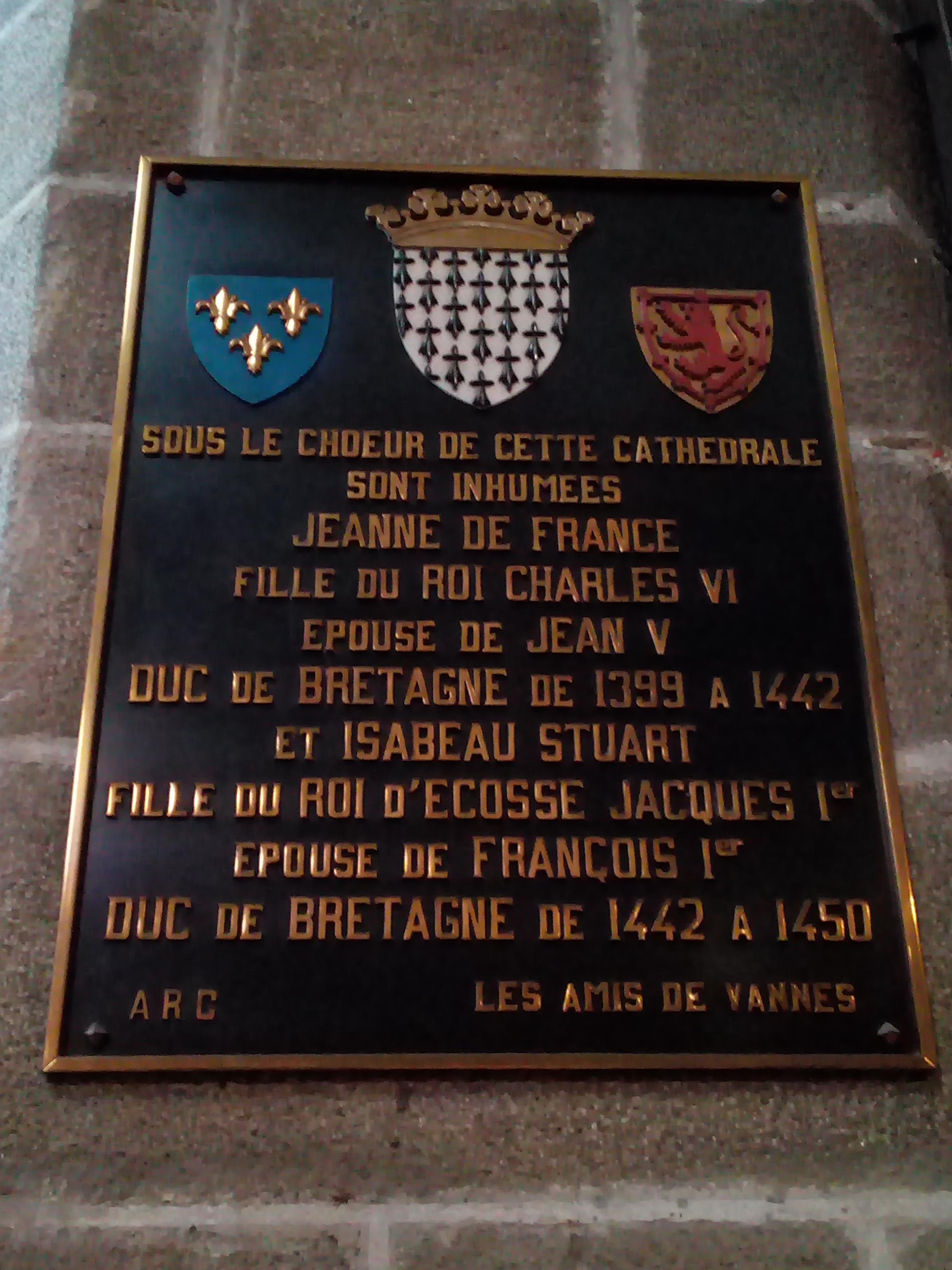 Vannes Cathédrale Saint-Pierre