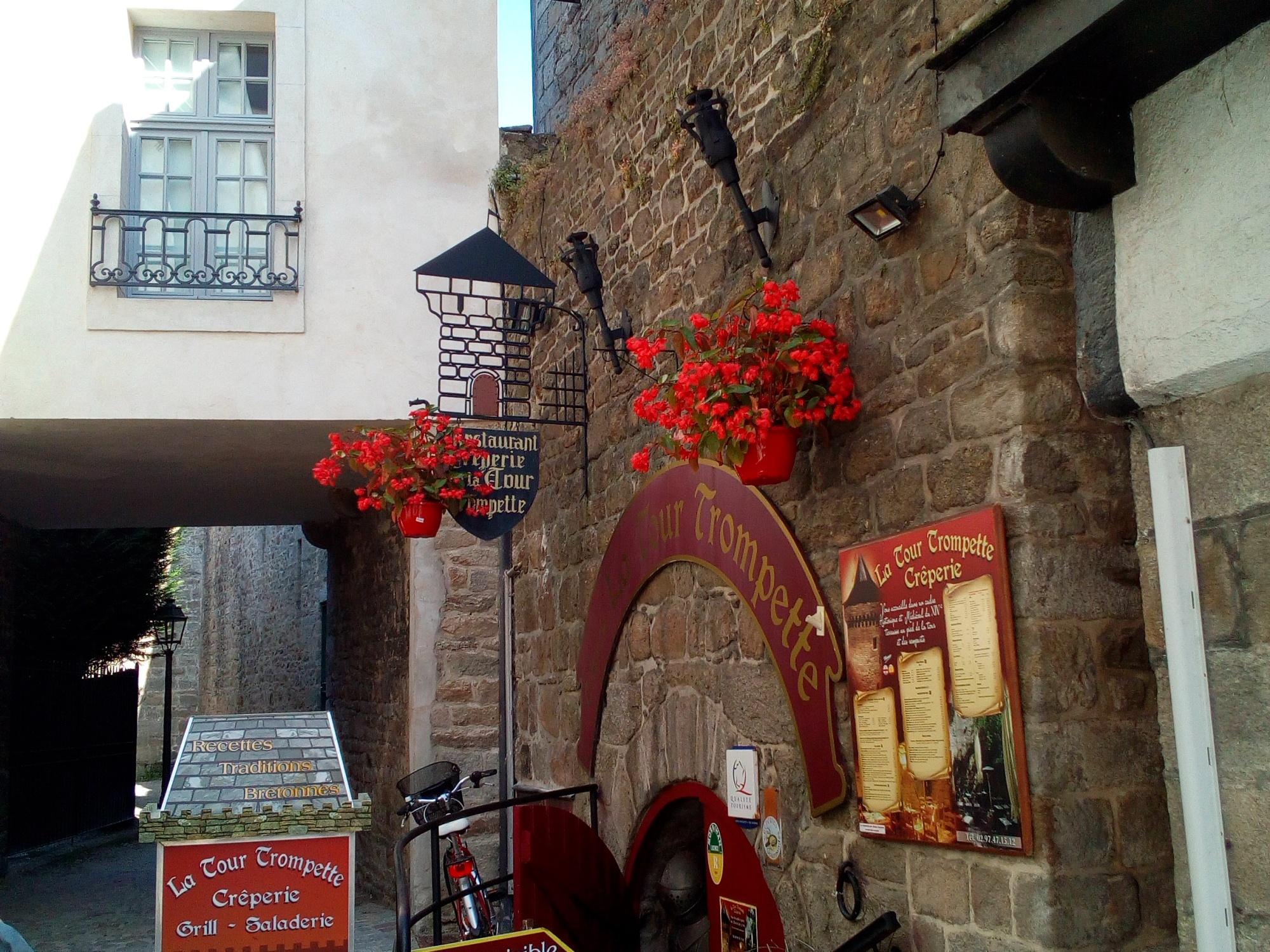 La Tour Trompette à Vannes