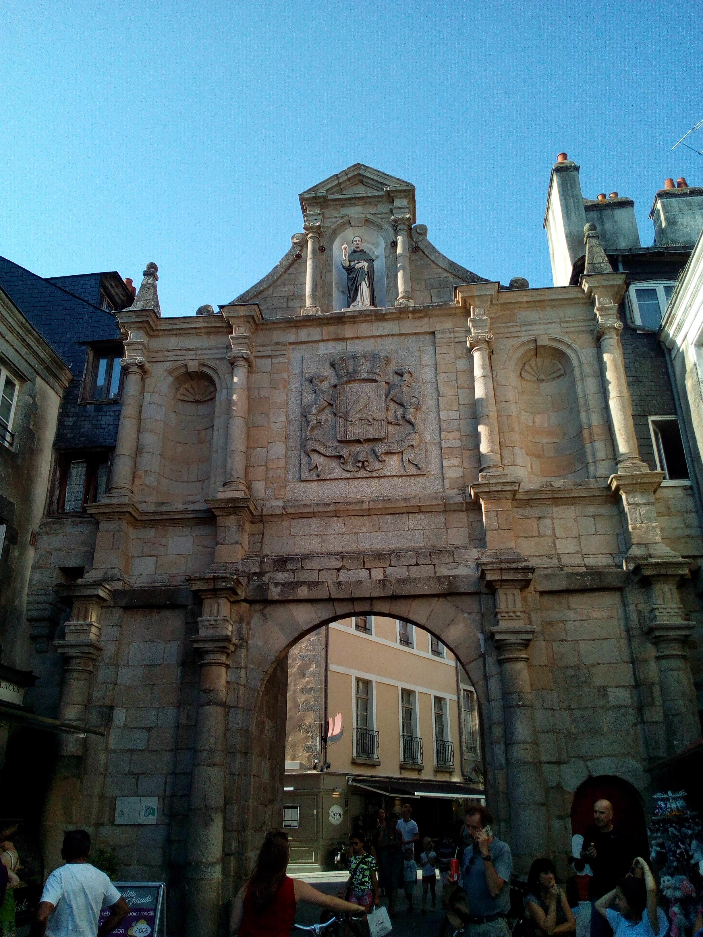 Vannes Porte Saint-Vincent