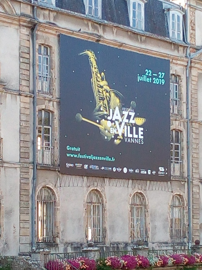 Jazz en ville à Vannes
