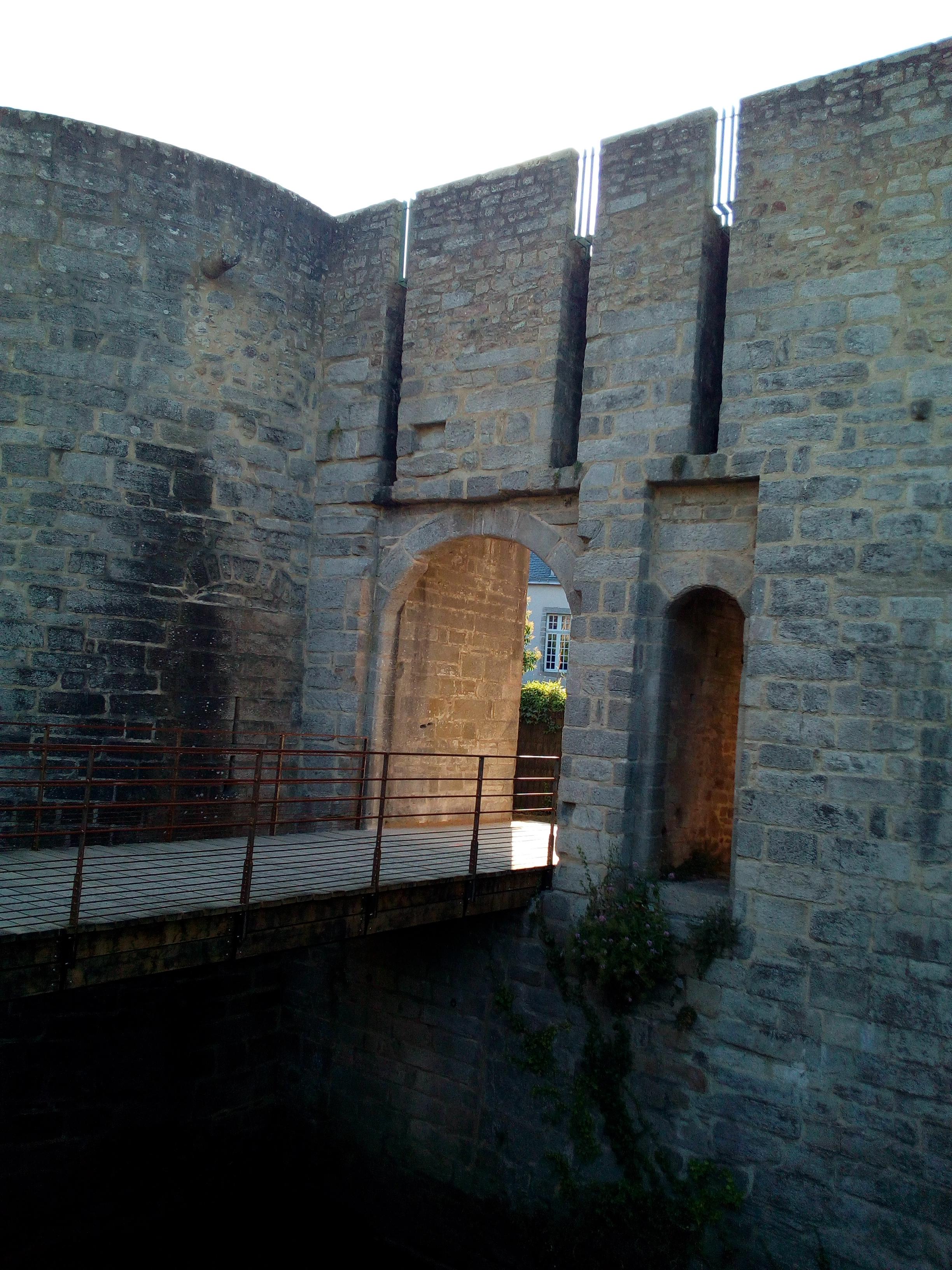 Vannes Porte et Tour