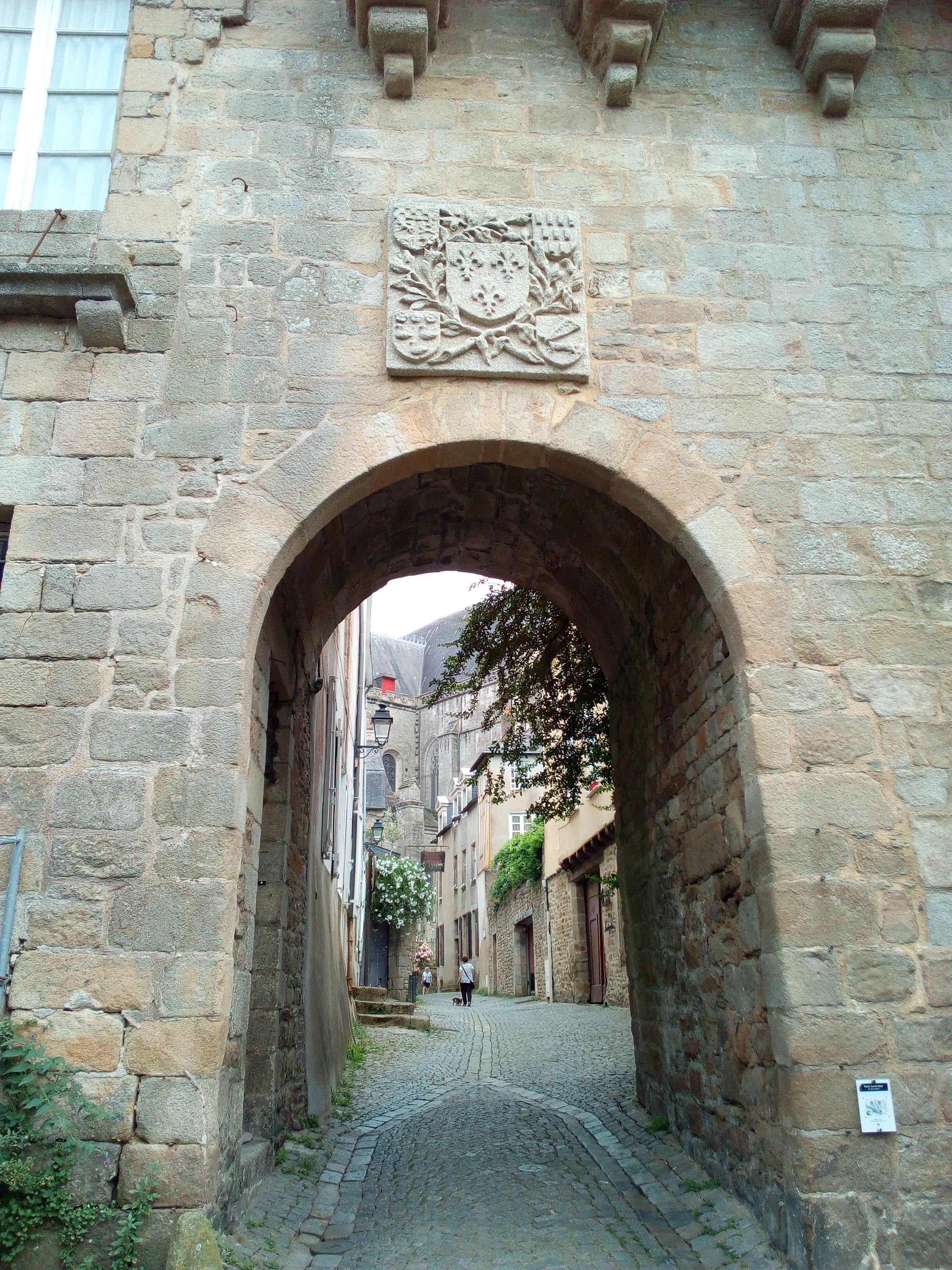 Vannes Porte Saint-Jean