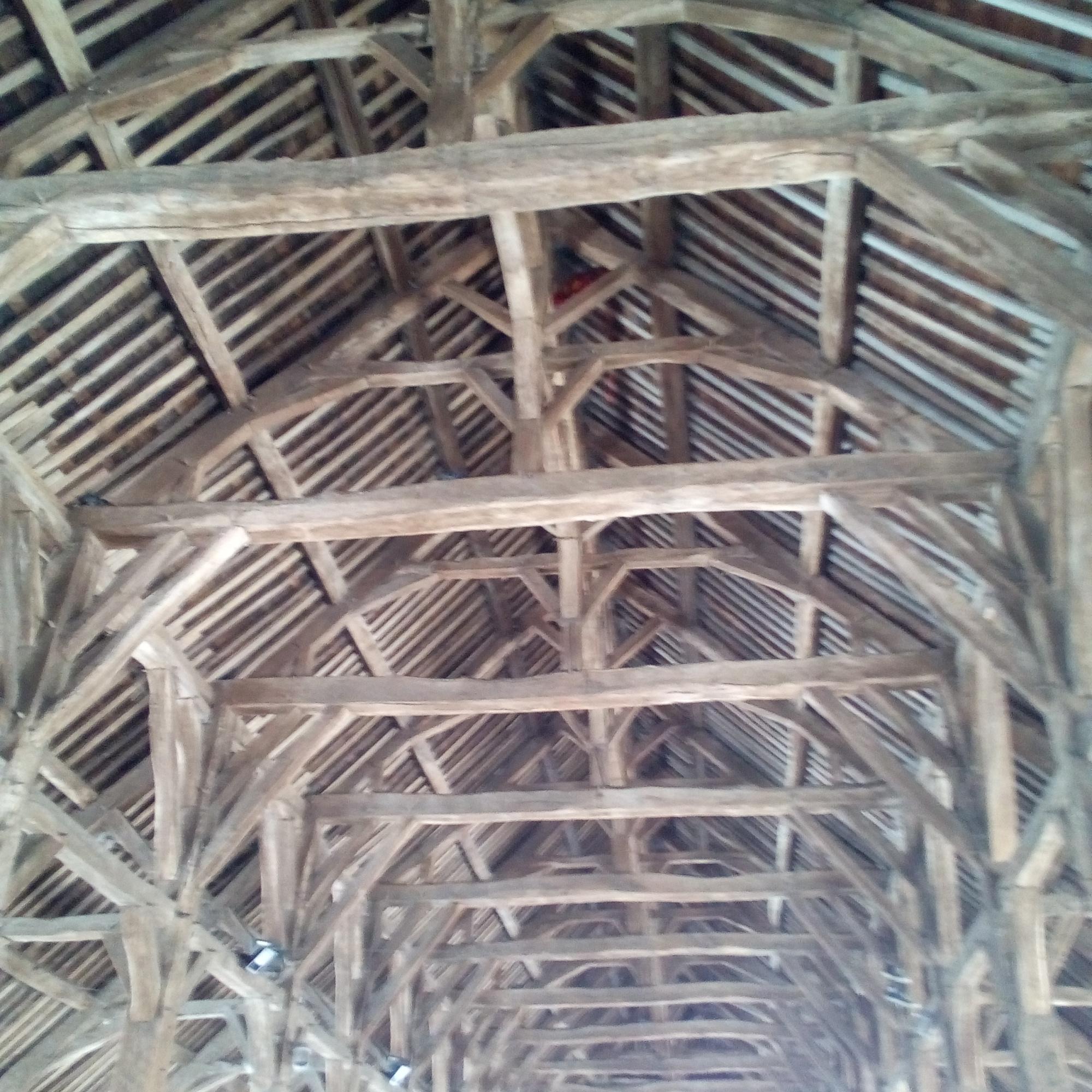 Halles de Questembert 1552