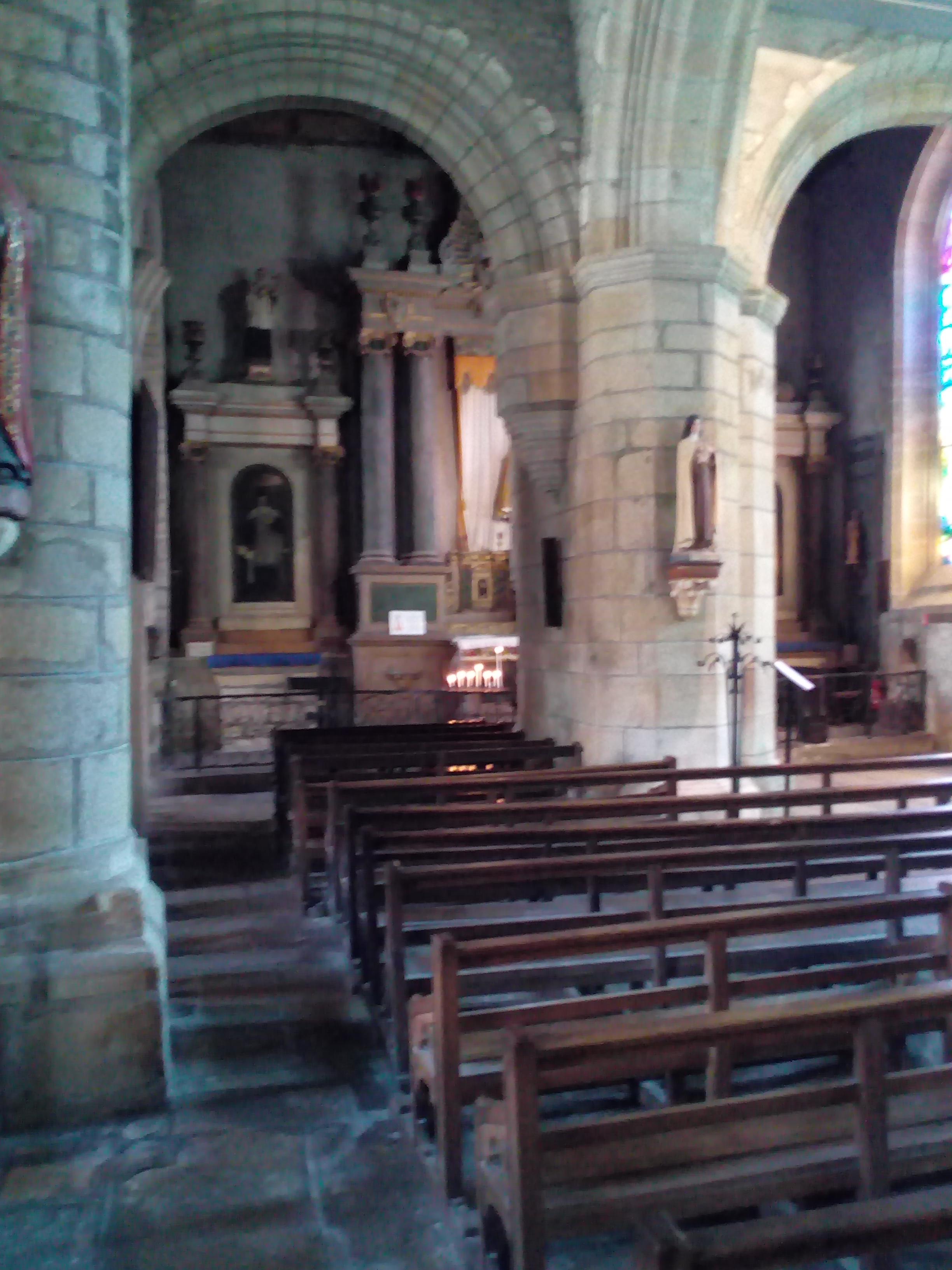 Église Notre-Dame-de-la-Tronchaye de Rochefort-sur-Terre