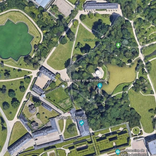 Deux jours à Versailles accès au Domaine de Marie-Antoinette le Petit Trianon