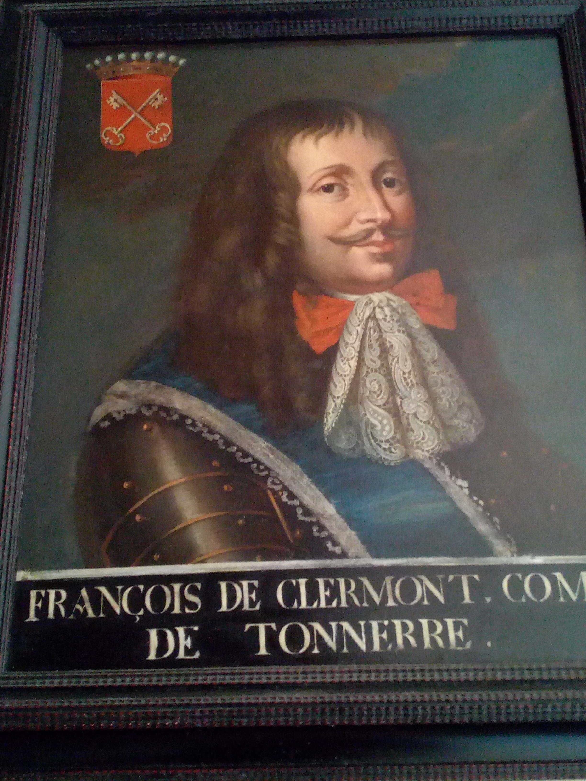 Château d'Ancy-le-Franc François de Clermont-Tonnerre