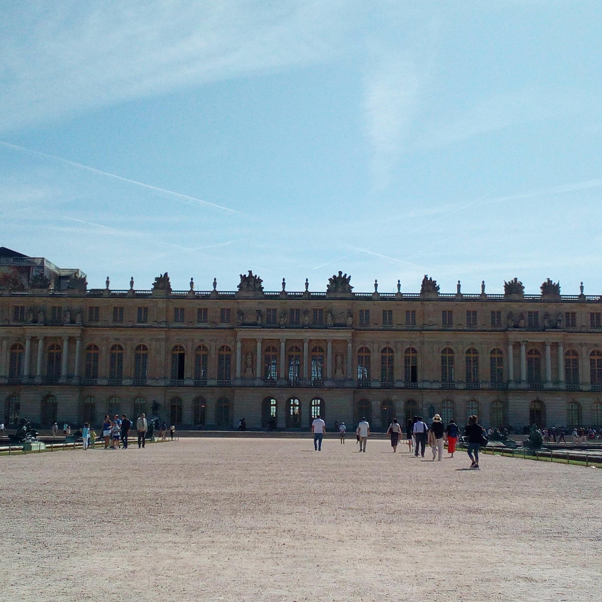 Château de Versailles, Jardins
